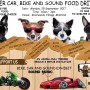 Adorabull Fundraiser – Power Car & Bike Food Drive – 25/9