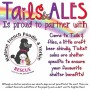 Tails & Ales – 25/11