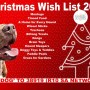 Dogtown's Christmas WishList