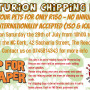 Chip For Cheaper – Centurion – 28/7