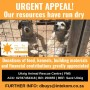 Appeal for Uitsig – ongoing