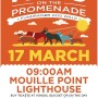 Paws on the Promenade Fundraiser – 17/3