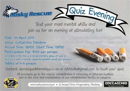 Quiz-Evening