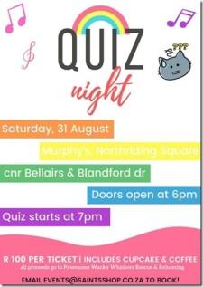 SAINTs Quiz 31 Aug[1]